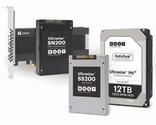 重装上阵!!全球知名硬盘生产商西数一举公布多款产品:服务器硬盘,存储卡