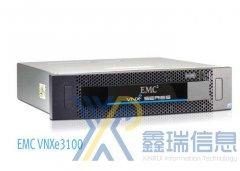 EMC存储 VNXe3100 单/双控 2U 12盘位 EMC入门级存储多少钱_配置参数_