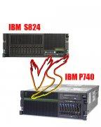 IBM S824小型机和IBM P740产品参数比较,就是这么一目了然!